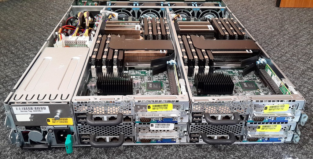 Продажа серверов Dell C6100