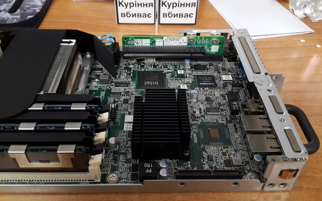 Dell Server C6100 4-node